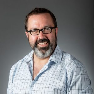 Prison Education Program Director Patrick Bahls